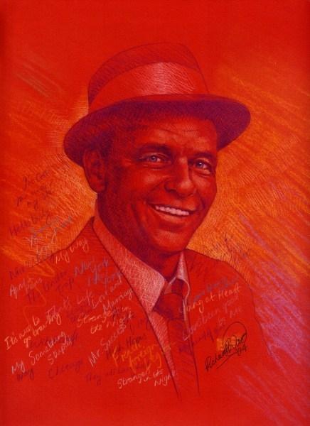 Frank Sinatra par Spectrum
